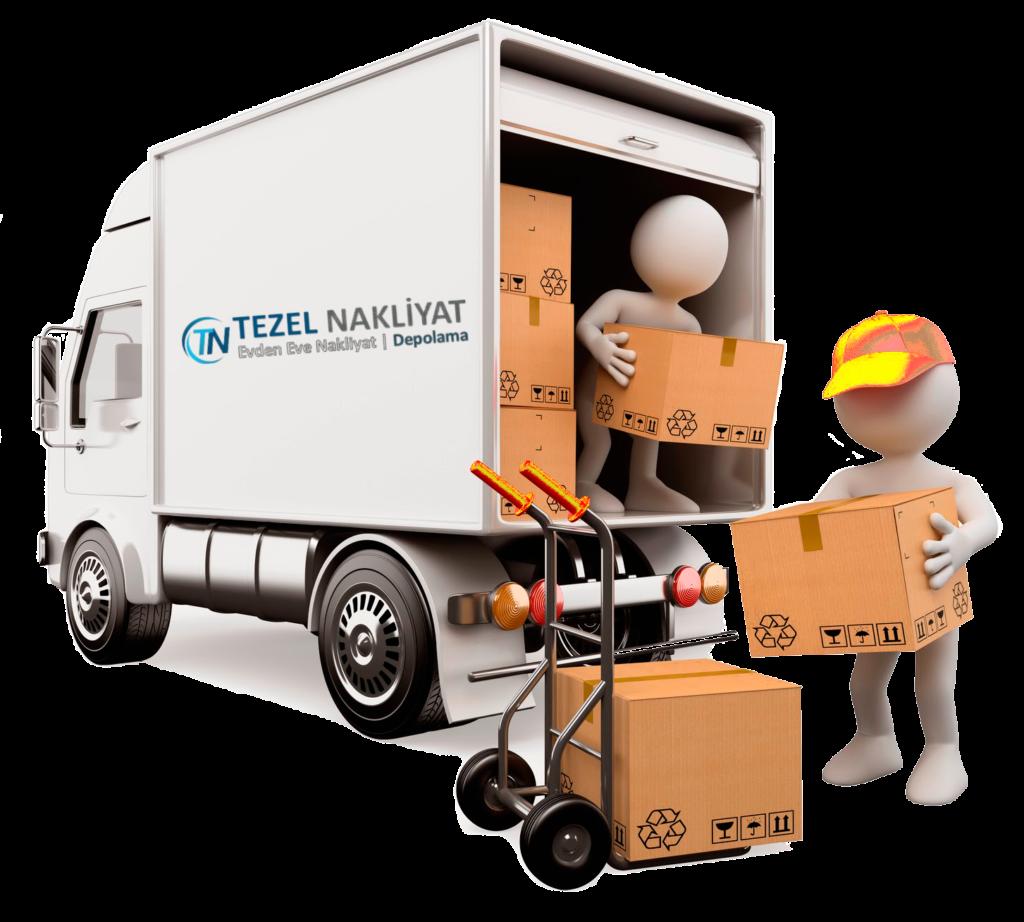 Tezel Nakliyat ve Evden Eve Taşımacılık Firması